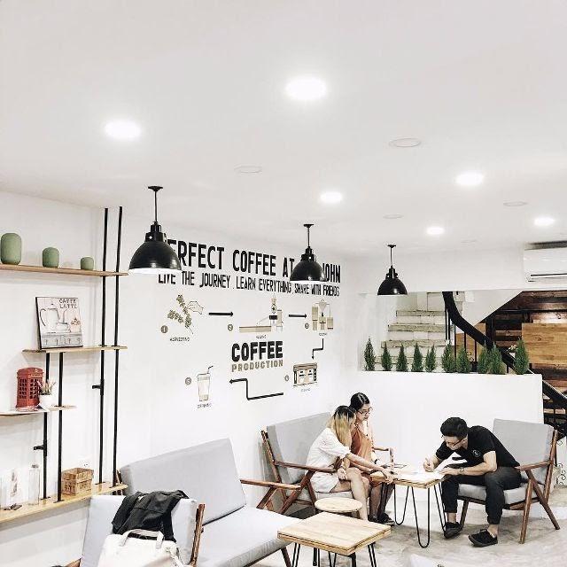 Be & John Coffee - Đơn giản mà thu hút