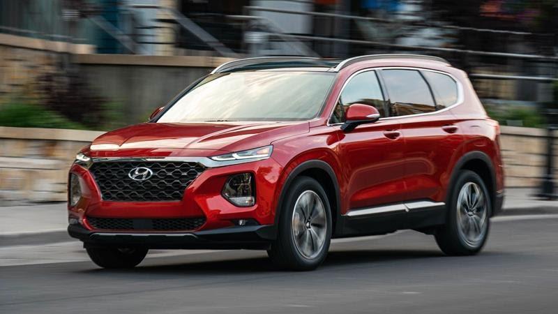 Review xe Hyundai SantaFe 2019, Hàn Quốc