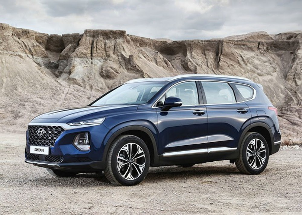 Hyundai SantaFe có doanh thu khá cao