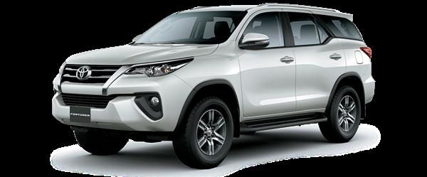 Toyota Fortuner 2020 biến thể 2.4G 4×2 MT