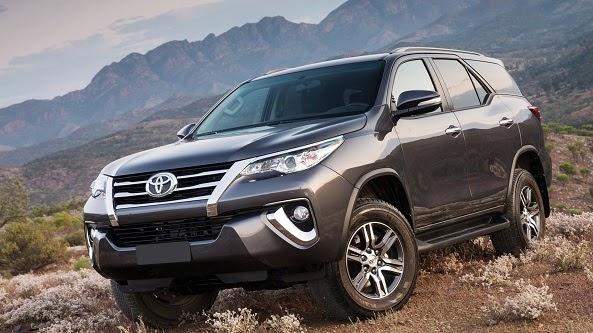 Toyota Fortuner 2020 biến thể 2.7V 4×2 AT