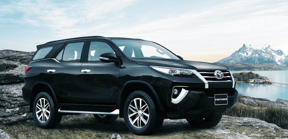Toyota Fortuner 2020 biến thể 2.7V 4×4 AT