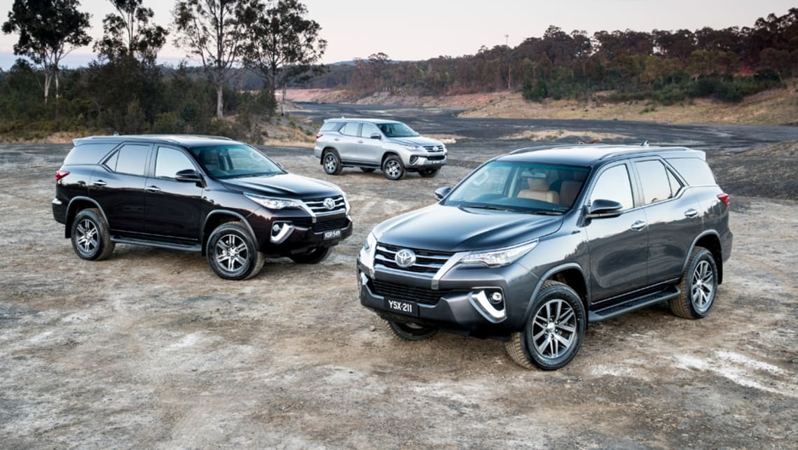 Toyota Fortuner 2020 khiến nhiều đối thủ phải dè chừng