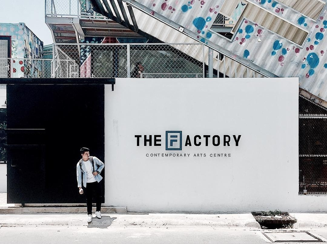 The Factory - Điểm check-in đẹp giữa lòng thành phố