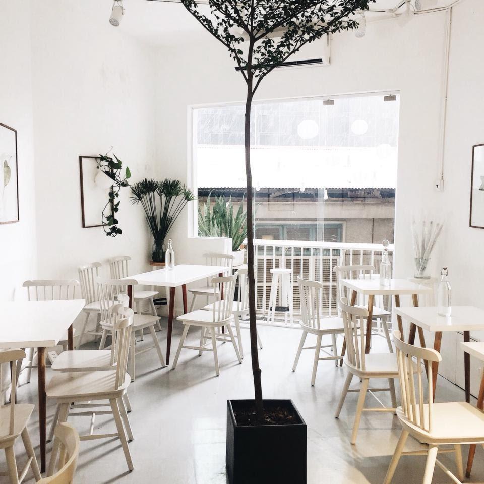 Mỗi góc tại Thinker & Dreamer Coffee đều có thể tạo ra một bức hình đẹp