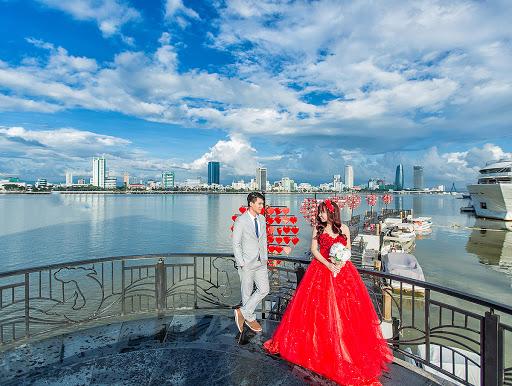 cầu tàu tình yêu Đà Nẵng