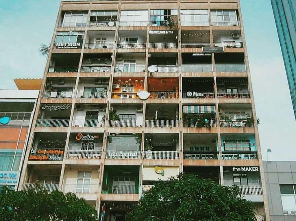 Chung cư 42 Nguyễn Huệ - Đẹp đến quên đường về