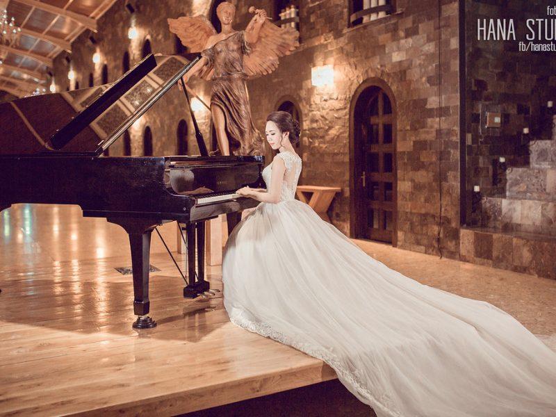 Bộ ảnh cưới siêu đẹp và siêu nghệ