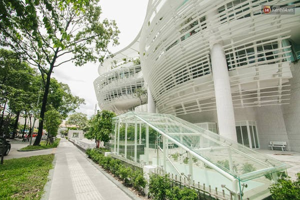 Nhà hát Thiếu nhi thành phố Hồ Chí Minh - Thiên đường sống ảo của giới trẻ