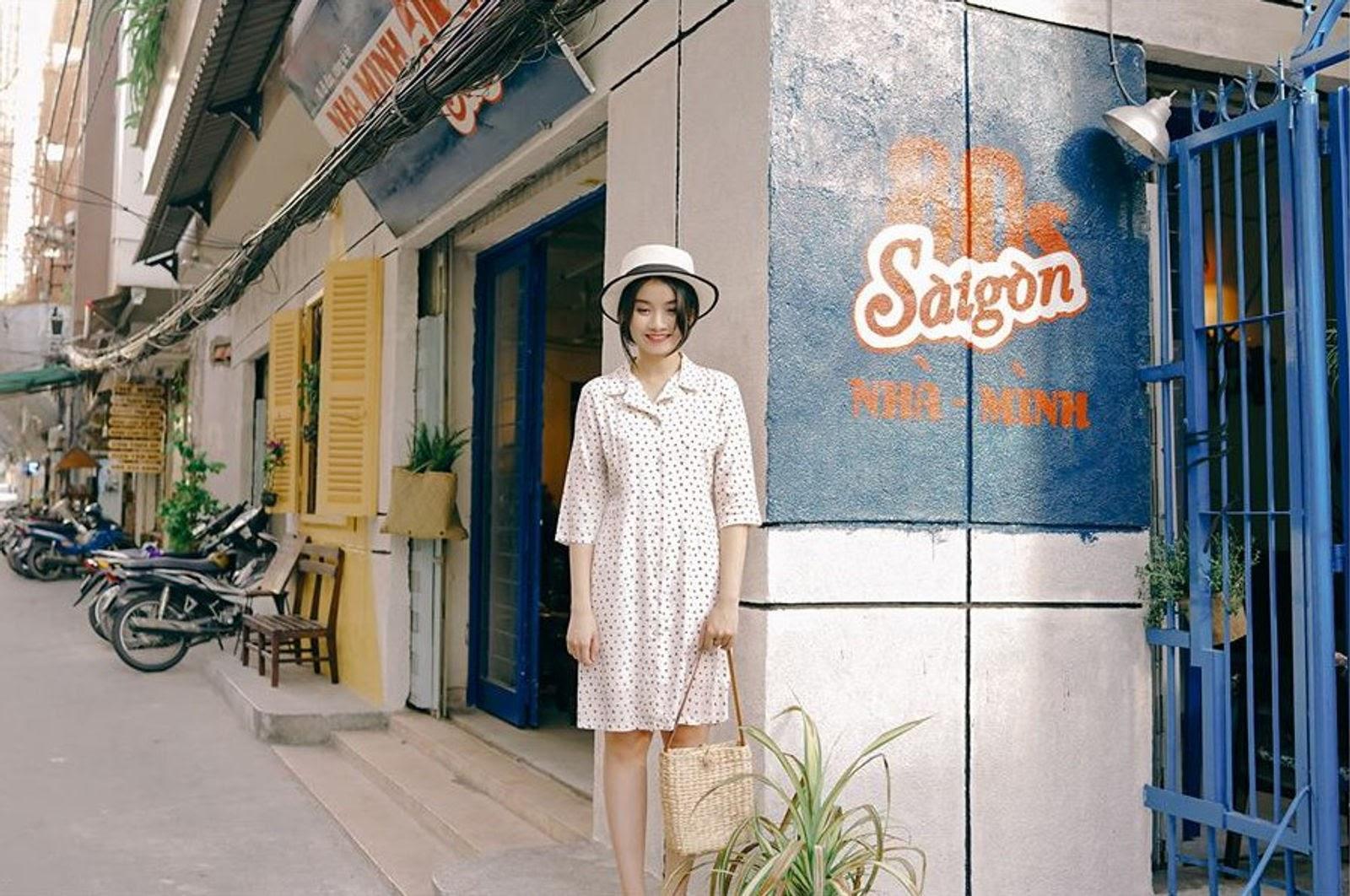 Nhà Mình Cafe - Địa điểm check-in lý tưởng tại Sài Gòn