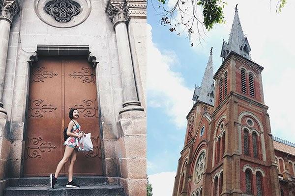 Nhà thờ Đức Bà - Đã check-in thì kiểu gì cũng đẹp