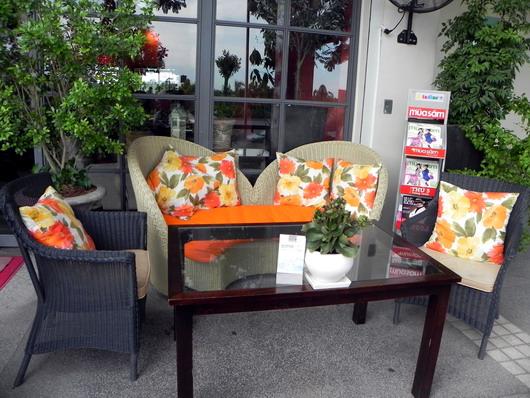 Một góc nhỏ của quán cafe đẹp quận 7 đầy bình yên