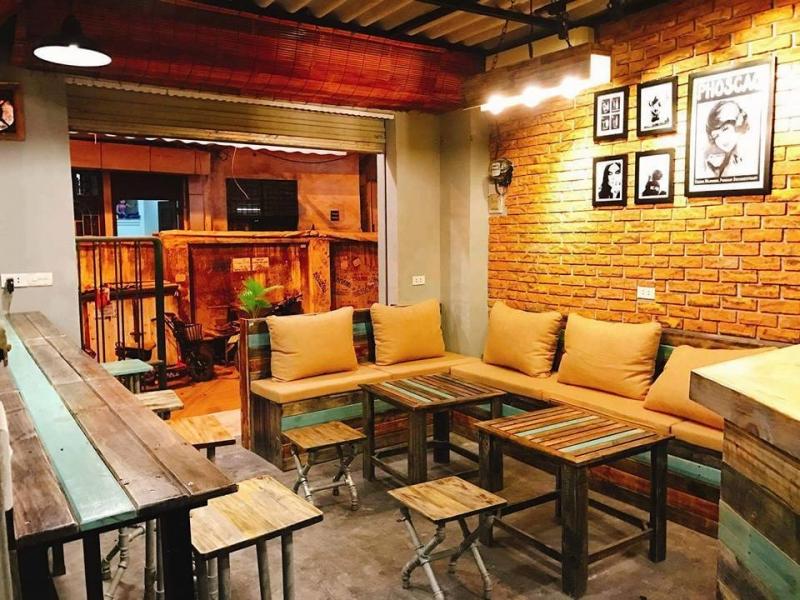 Không gian ấm áp tại Basic Cafe