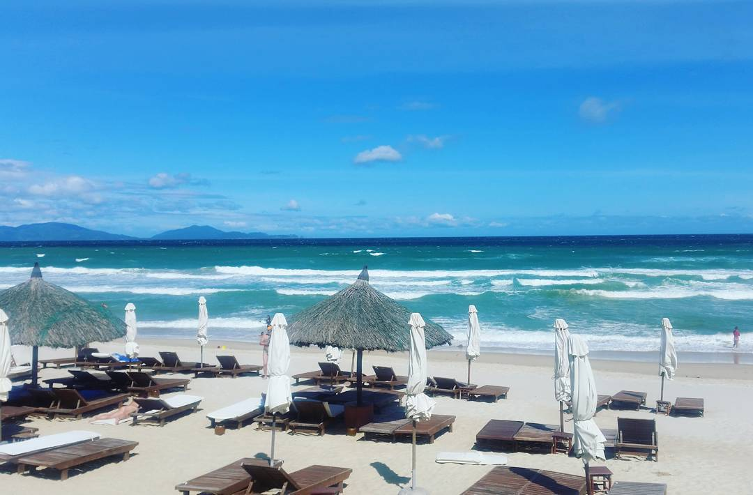Bãi biển An Bàng, Hội An đẹp mê hồn