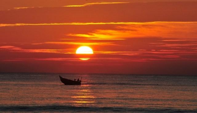 Bãi biển Xuân Thiều tại Đà Nẵng