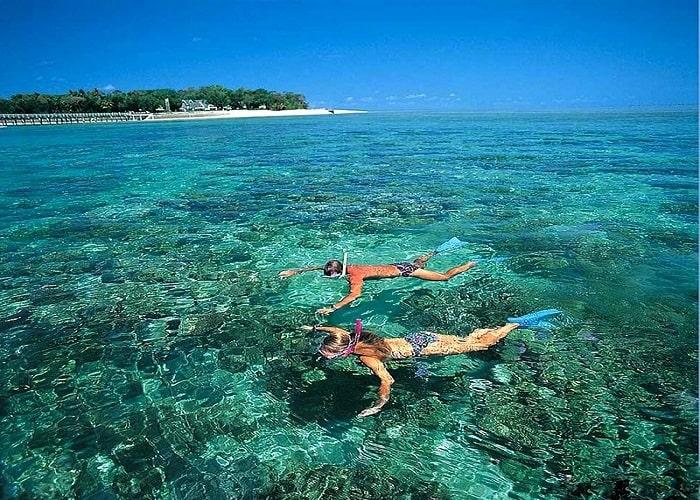 Tham gia lặn biển tại Cù Lao Chàm