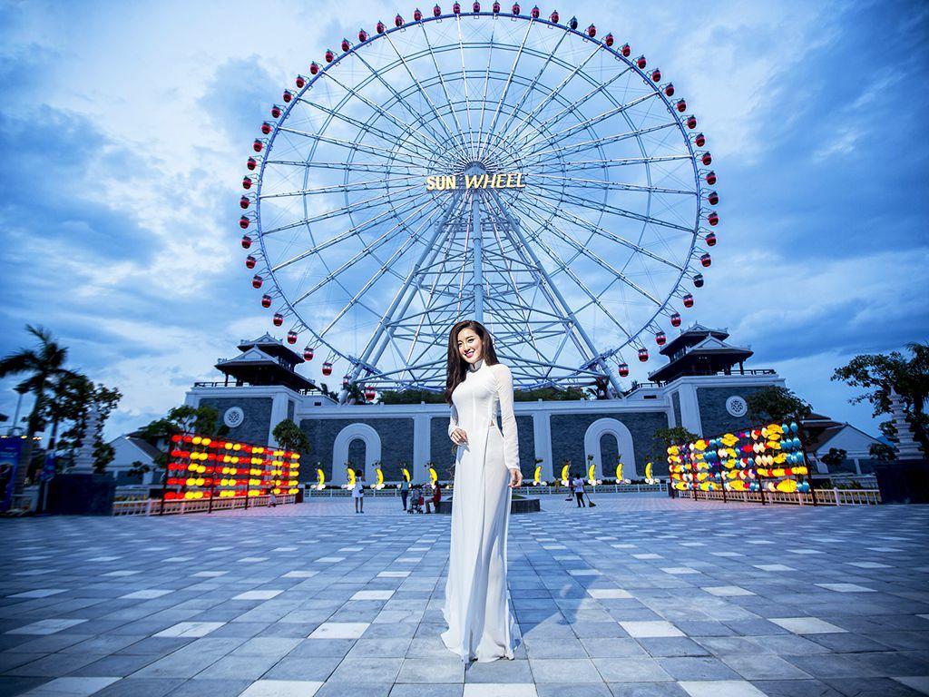 Khám phá Asia Park - Sun World Đà Nẵng Wonders