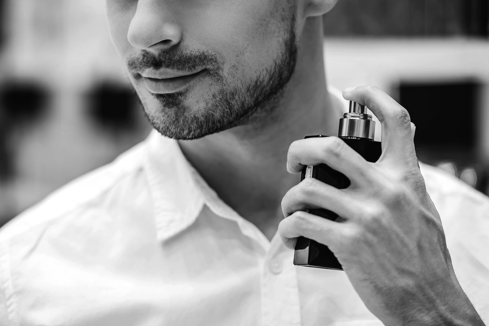 Mùi hương nước hoa giúp nam giới quyến rũ hơn