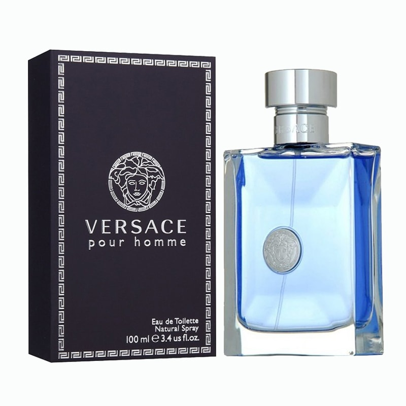 Versace Pour Homme - Nước hoa cho đàn ông thành đạt