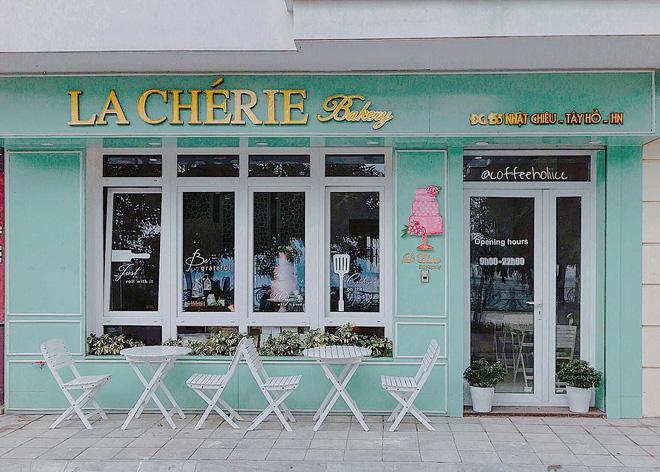 La Chérie - quán cafe đẹp Hà Nội không thể bỏ qua