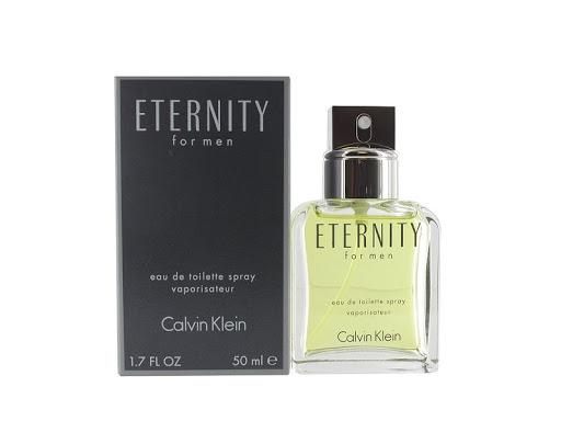 Mẫu nước hoa CK nữ Eternity