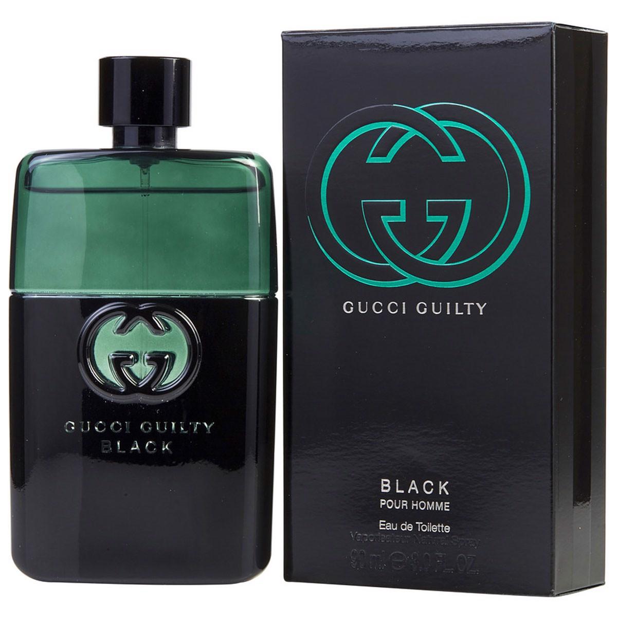 Nước hoa Gucci nam Guilty Black Pour Homme