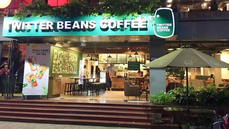 Twitter Beans Coffee - Điểm đến quen thuộc của giới trẻ