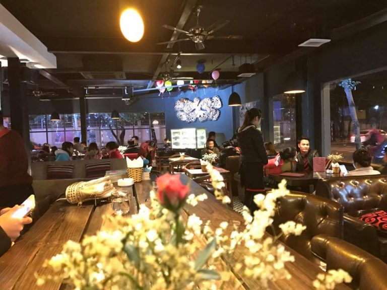 Không gian New Style Cafe ấm áp, trầm lắng