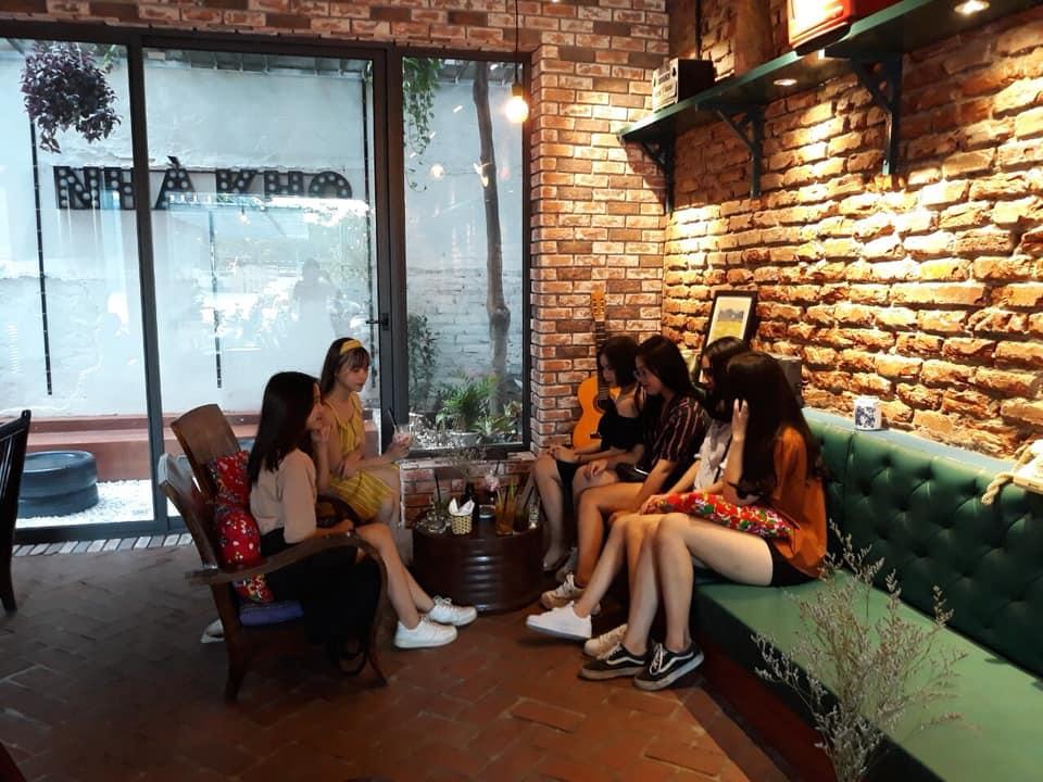 Giới trẻ nô nức tới quán cafe nhà kho 247 tại hà Đông
