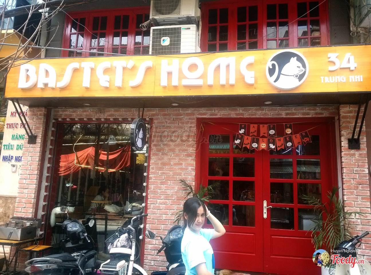 Bastet's Home Coffee - một quán cafe thú cưng đẹp tại Hà Đông