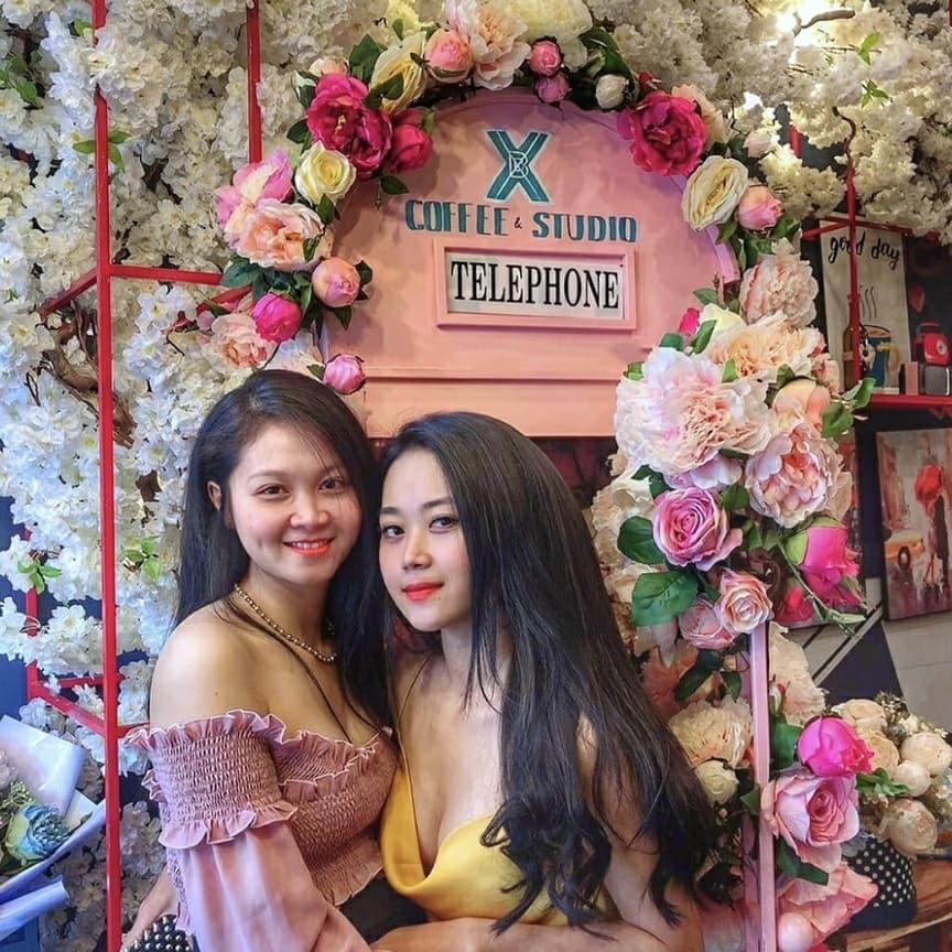 Những bức ảnh siêu đẹp tại XBIZZ Studio & Coffee Sài Gòn
