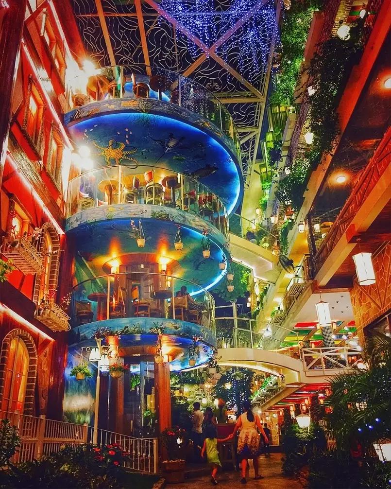 Dù là ban ngày hay đêm cũng đều tuyệt đẹp chính là City Garden Cafe Sài Gòn
