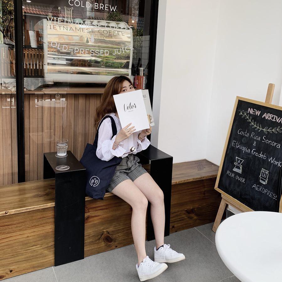 The Comma - Quán cafe trốn nóng tại Sài thành