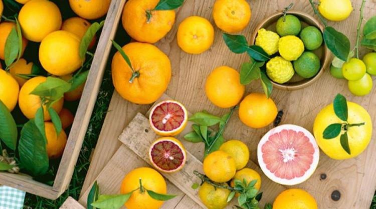 Nên ăn nhiều trái cây thuộc họ cam quýt