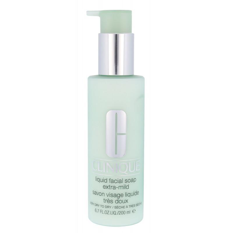 Sữa rửa mặt Clinique Liquid Facial Soap Extra-Mild