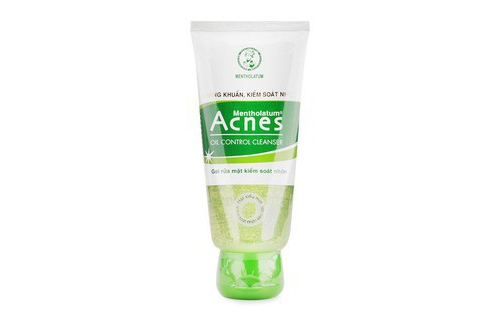 Sữa rửa mặt Acnes Oil Control Cleanser