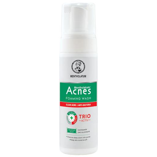 Acnes Foaming Wash - Sữa rửa mặt làm sạch nhanh và an toàn