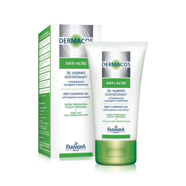 Dermacos - Sữa rửa mặt chất lượng đến từ Ba Lan