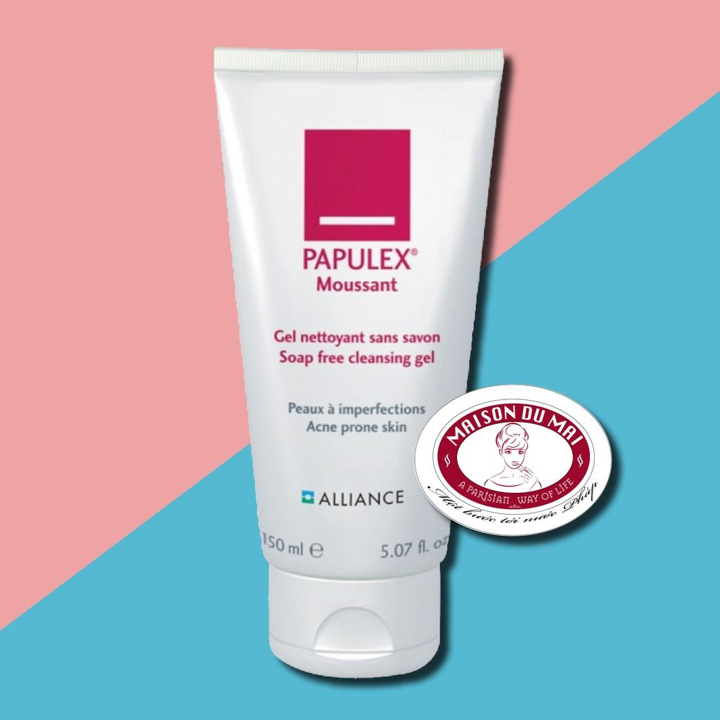 Nên chọn mua Papulex Moussant Soap Free Cleansing Gel tại địa chỉ uy tín