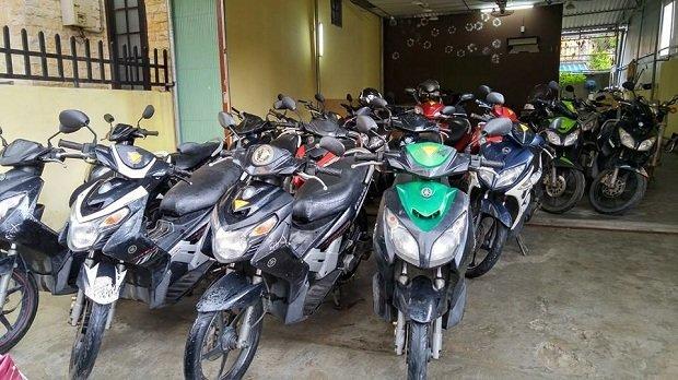 Nam Thanh - Địa chỉ cho thuê xe máy tại Huế uy tín