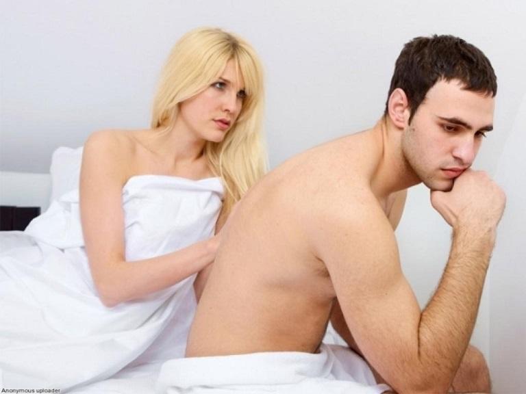 Giảm hưng phấn khi quan hệ tình dục là một dấu hiệu của bệnh