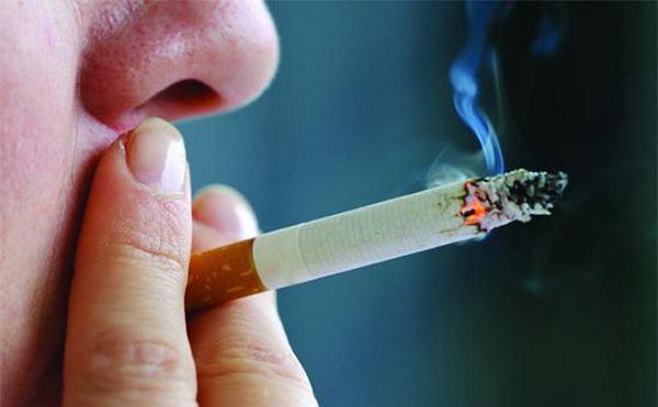 Hút thuốc lá có thể là nguyên nhân gây bệnh