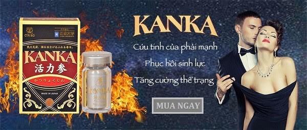 Cách sử dụng thuốc bổ thận Kanka