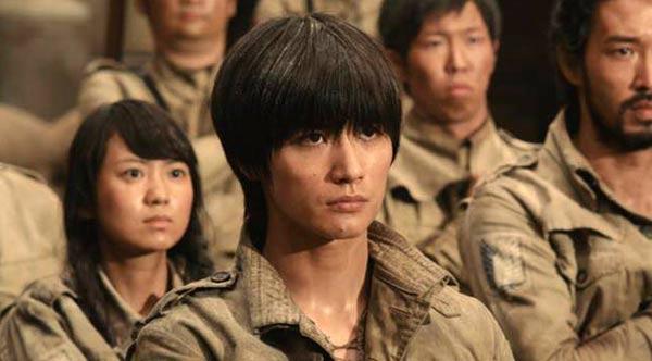 Các nhân vật được Nhật hóa hoàn toàn trong phim