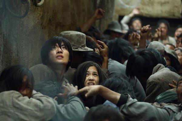 Attack on Titan được thêm thắt khá nhiều tình tiết trên phim