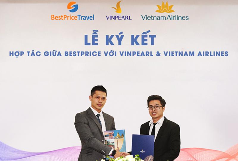 BestPrice Travel hợp tác với nhiều hãng hàng không, khu nghỉ dưỡng