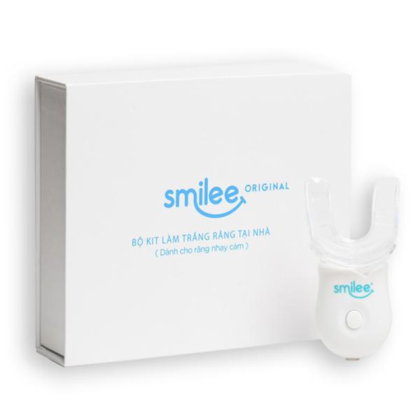 Bộ kit trắng răng SMILEE có tốt không