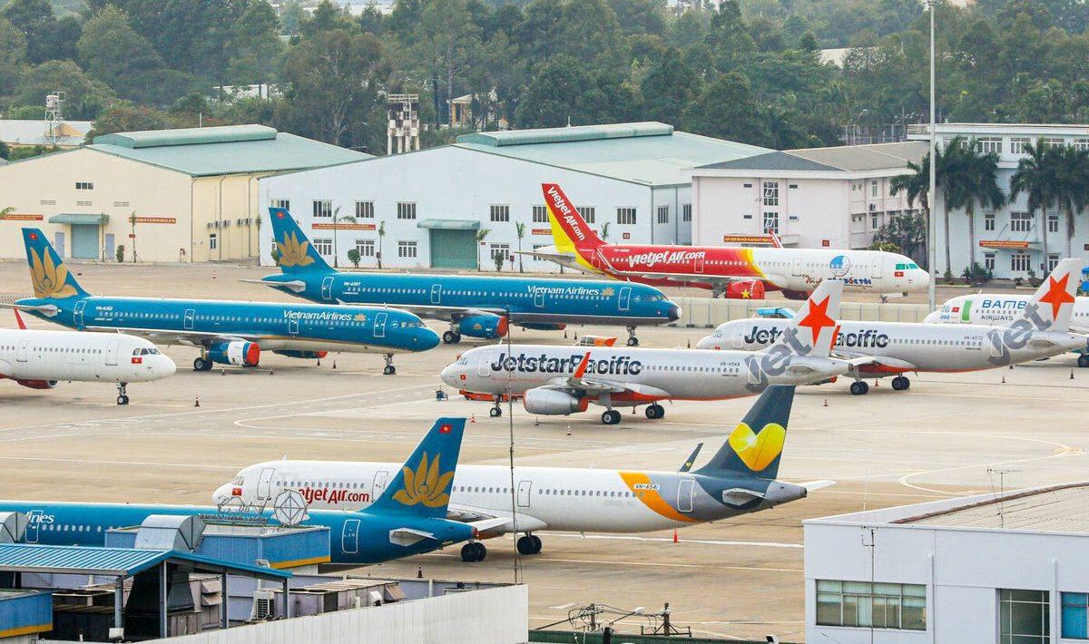 Các hãng hàng không uy tín tại Việt Nam