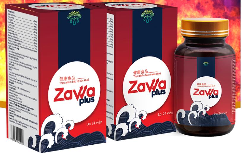 Những công dụng của Zawa Nhật Bản dạng nước bạn nên biết ?