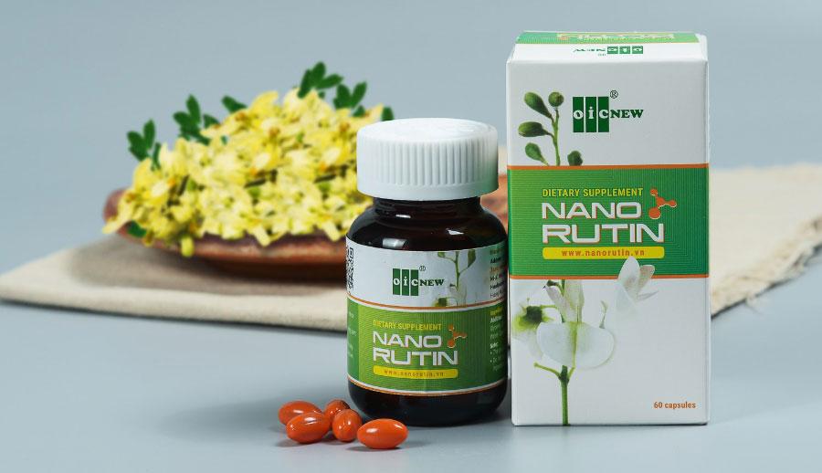 Review thuốc Nano Rutin OIC